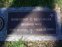Dorothy C Beuchler