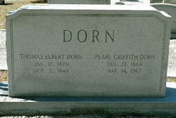 Pearl <i>Griffith</i> Dorn