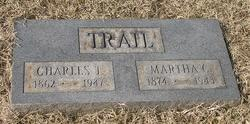 Martha Catherine <i>Trout</i> Trail