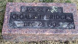 George Albert Bridges