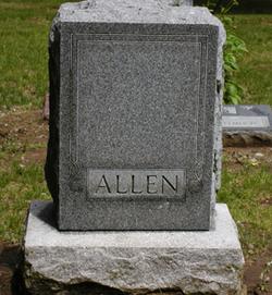 Bessie R Allen