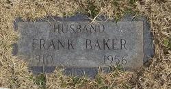 Frank Icing Baker