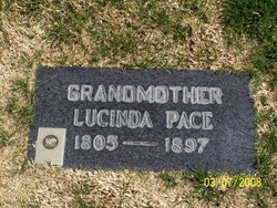Lucinda Gibson <i>Strickland</i> Pace
