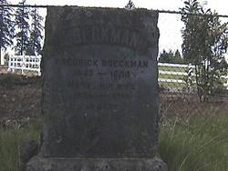 Frederick Boeckman