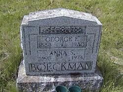 George Boeckman