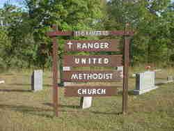 Ranger United Methodist Church Cemetery