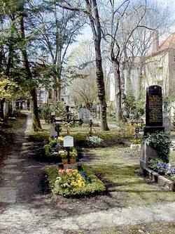 Neuhausener Friedhof