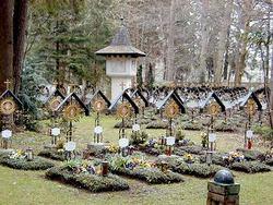 Waldfriedhof M�nchen