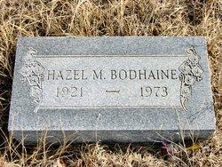 Hazel M. Bodhaine
