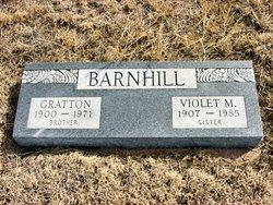 Gratton Barnhill