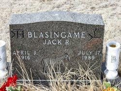 Jack Roy Blasingame