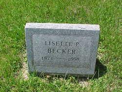 Lisette P. Becker