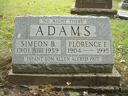 Florence Fay <i>Hawes</i> Adams