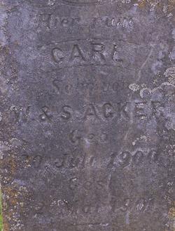 Carl Acker