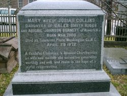 Mary <i>Riggs</i> Collins