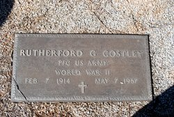 Rutherford G Costley