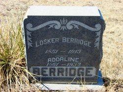 Addaline <i>Wilson</i> Berridge