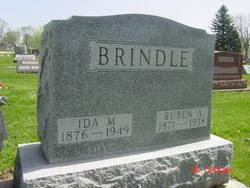 Ida May <i>Raymer</i> Brindle