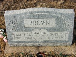 Balther Brown