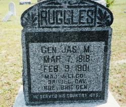 James Monroe Ruggles