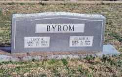 Claud Ray Byrom