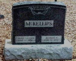 Sarah Lillian <i>West</i> McKellips