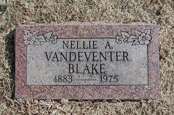 Nellie Aden <i>Vandeventer</i> Blake