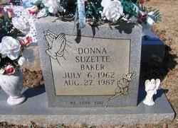 Donna Suzette Baker