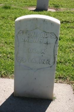 Pvt Stuart S. Caldwell