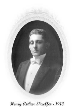 Dr Henry Arthur Shaeffer