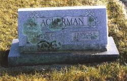 Francis P Ackerman