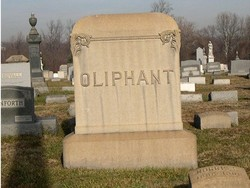 Julia Margaret <i>Elliott</i> Oliphant