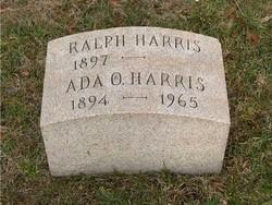 Mary Ada Ada <i>Oliphant</i> Harris