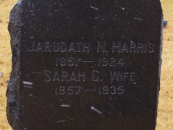 Jarudath Newton Harris