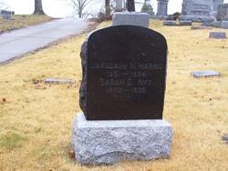 Sarah Catherine <i>Ward</i> Harris