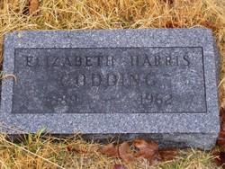 Mary Elizabeth <i>Harris</i> Godding