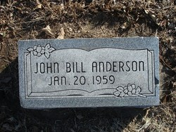 John Bill Anderson