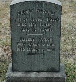 Jeffery Taylor