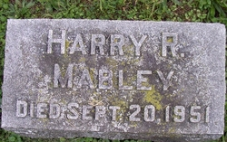 Harry R Mabley