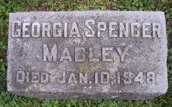 Georgia <i>Spencer</i> Mabley