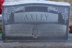 John Lexie Axley