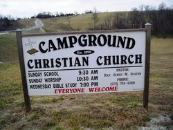 Campground Christian Church Cemetery