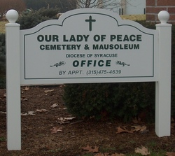 Our Lady of Peace Catholic Cemetery