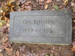 George Washington DeHaven