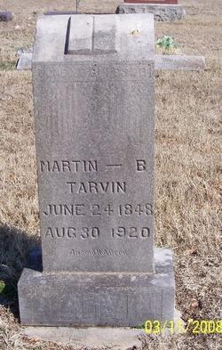 Martin B Tarvin