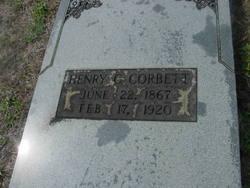Henry Clifton Corbett