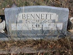 Maudell <i>Baker</i> Bennett