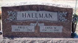 Erna Minna Florian <i>Grimm</i> Hallman
