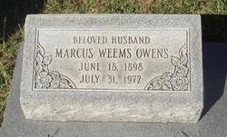 Marcus Weems Owens