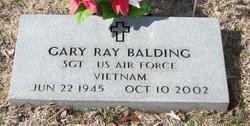 Gary Ray Balding